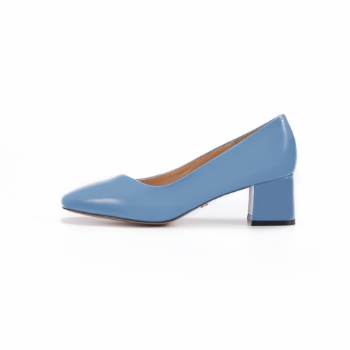 브리아나 Briana Oblique Pumps_Sky Blue Patent