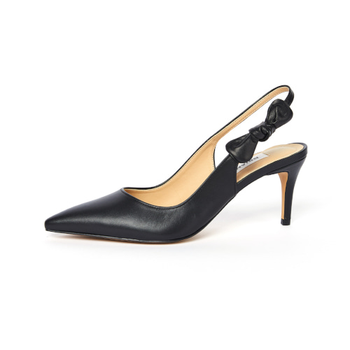 브리아나 Briana Ribbon Slingback_Black