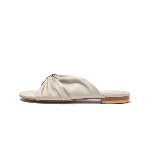 브리아나 Briana Butterfly slippers_Light beige