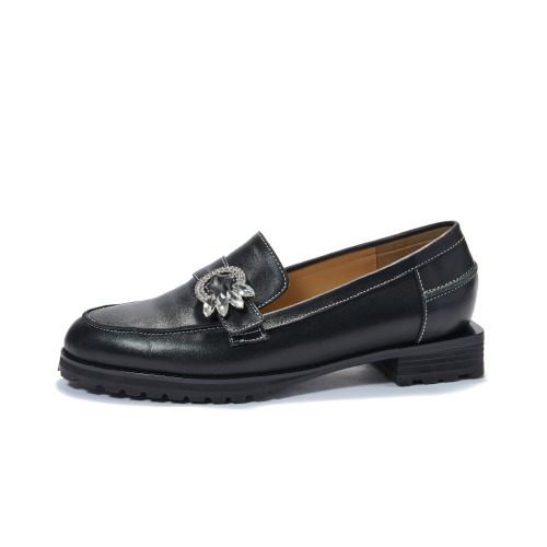 브리아나 Briana Bella Loafer_Black